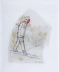 "Untitled (Study for ""El Soplón"")"