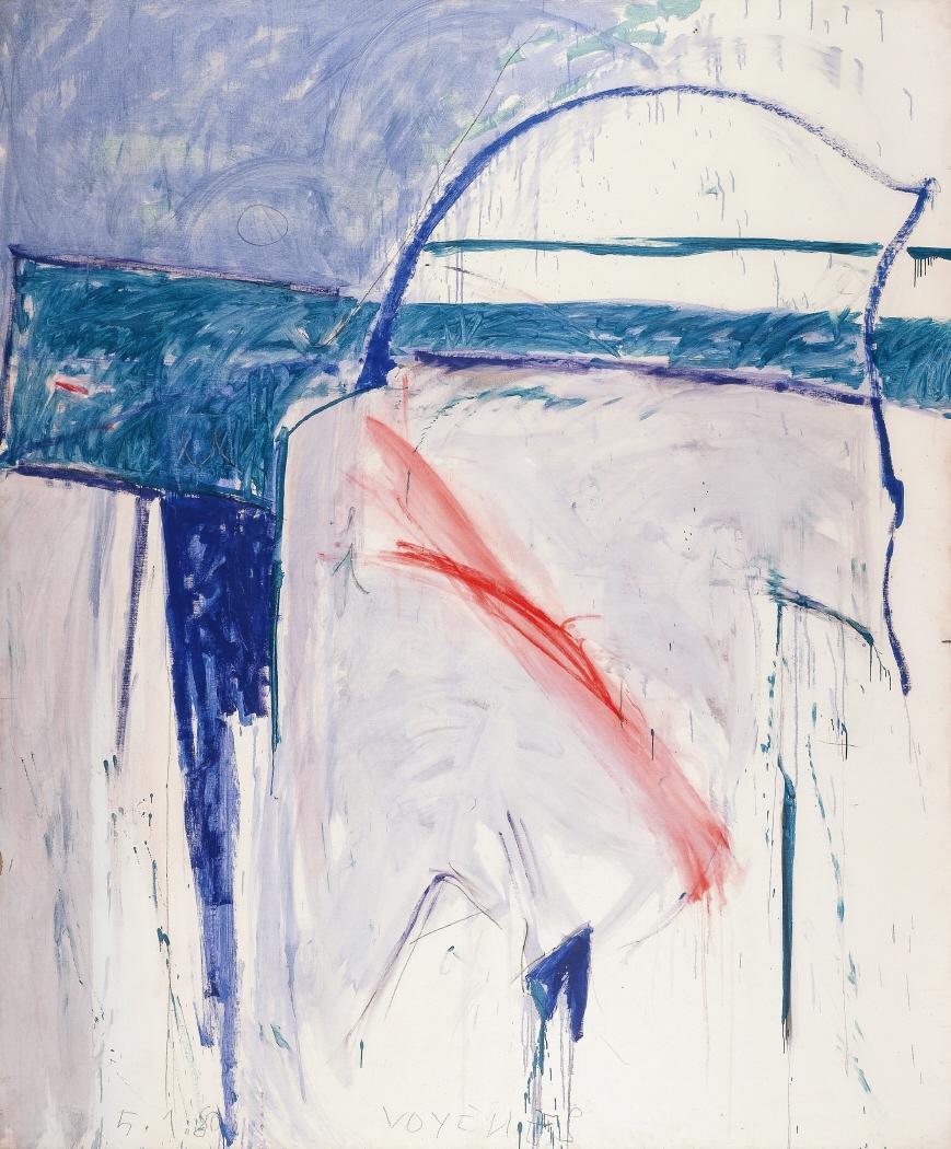 Pórtico de las vocales, 1980
