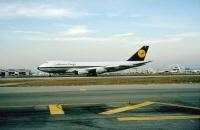 Airport (Los Angeles, Lufthansa Cargo)