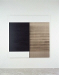 Exposed Painting. Ivory Black