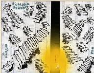 Escalera Duchamp