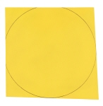 Distorted Square / Circle # 4 (Model)