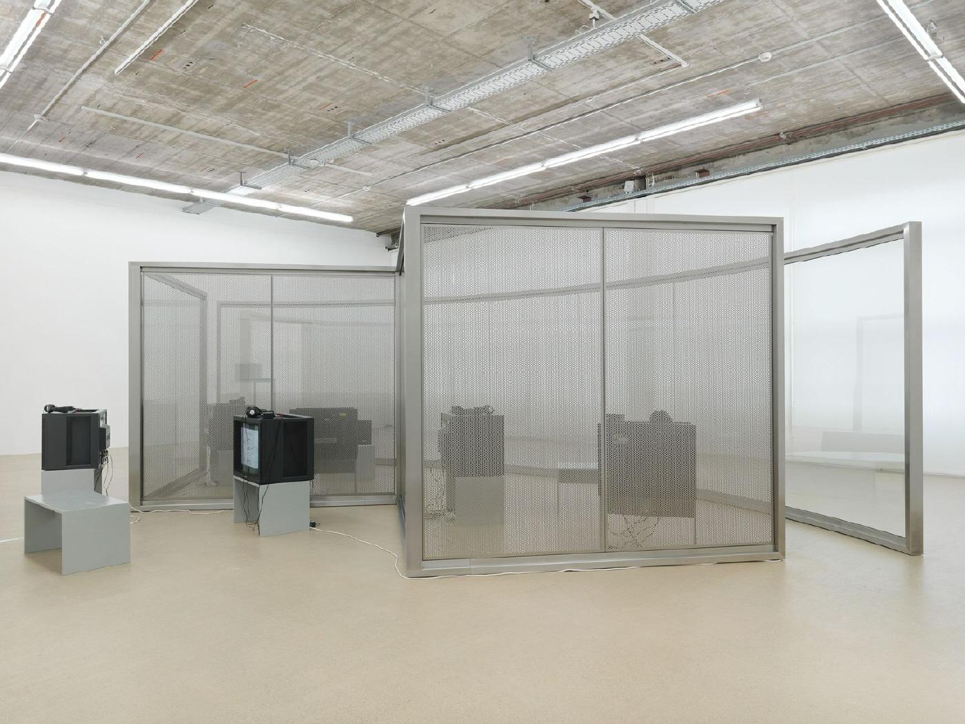 Pavilion For Showing Rock Videos/Films (Design I), 2012