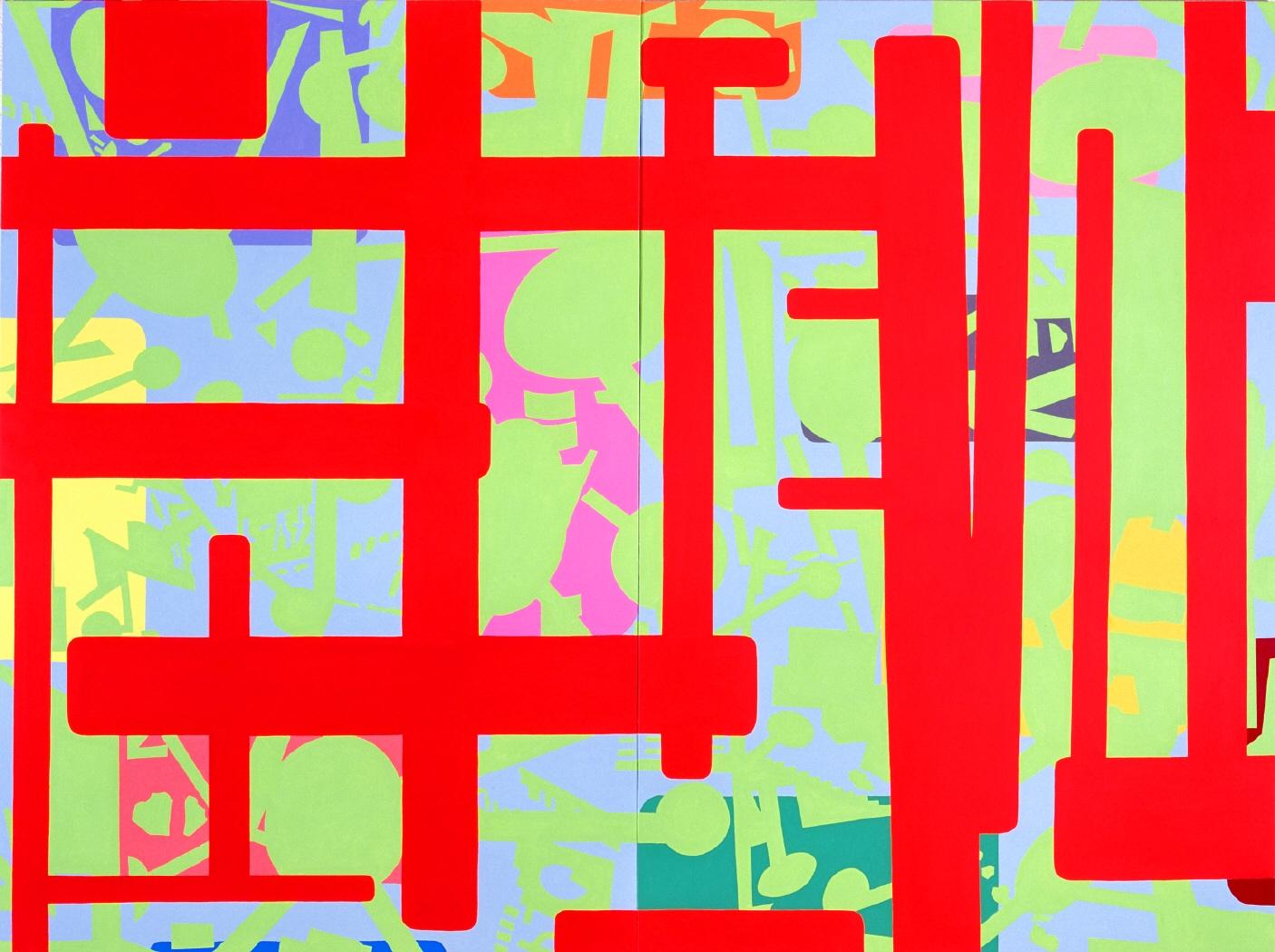 Sin título, Show Window, 2002