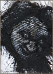 Ohne titel (Gesichter mit Goya)