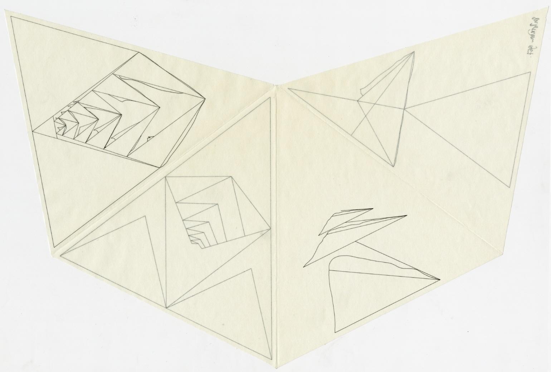 Project for a Bridge (S.M.S. No. 1), 1967-68