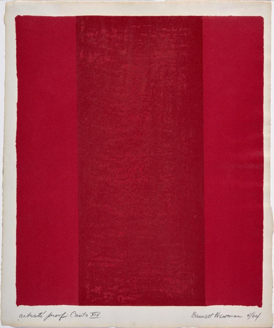 Canto XIV, 1964