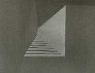 Escalera. Lugares intermedios (Esquina sombra)