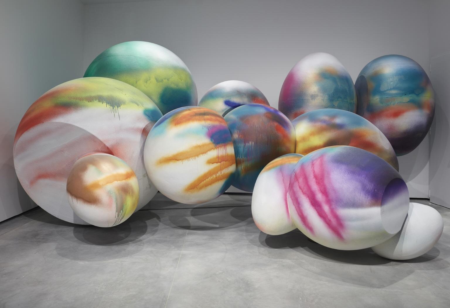 Faux Rocks, 2006