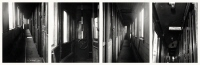 Stills From The Kubrick-Ealing Archive. Bus, Tram, Train, Bike