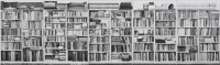 Billy Bookshelves by Ikea (The Artist´s Library)