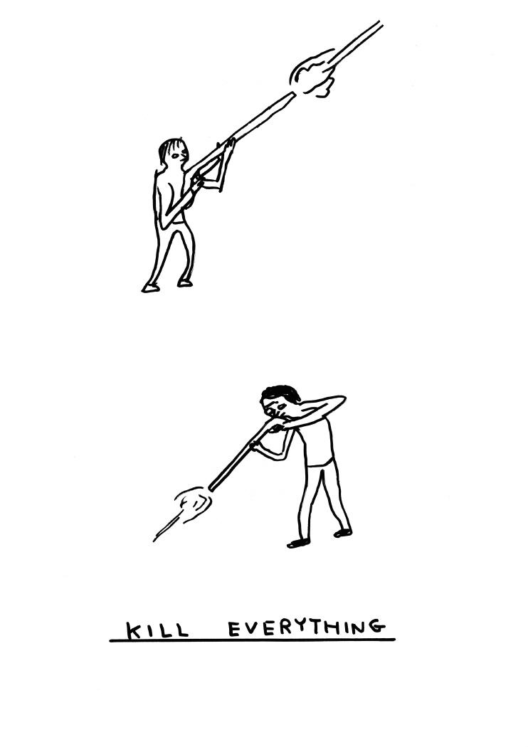 Untitled (Killeverything) (2010)