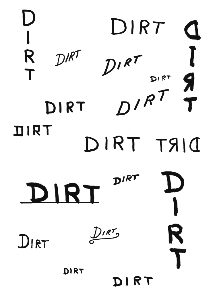 Untitled (Dirt) (2011)