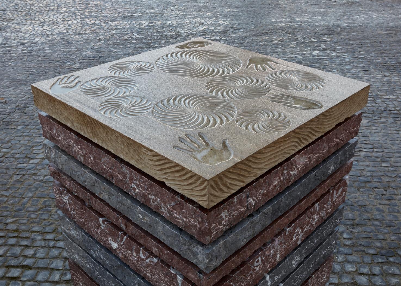 Tectonic Texture, 2012