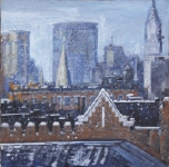 Untitled (City Rooftops)