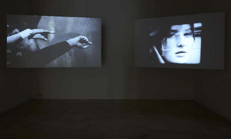 Imagen de la video instalación