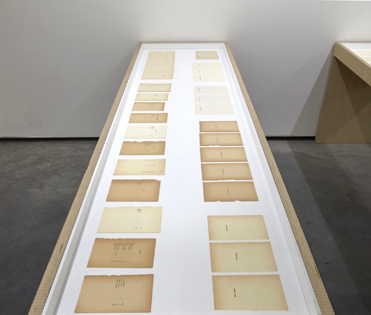 Páginas I, 2013