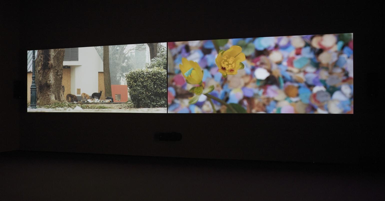 Imagen de la obra en la exposición permanente del nuevo museo