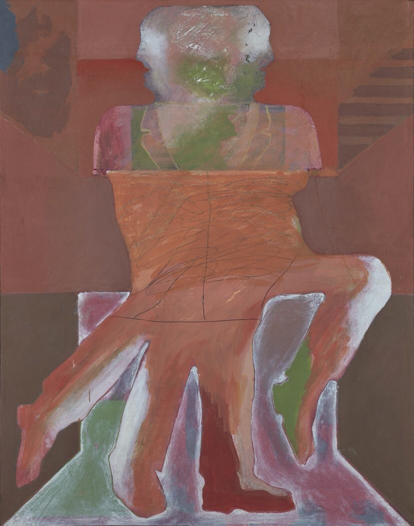 Cuatropatas gestual, 1965