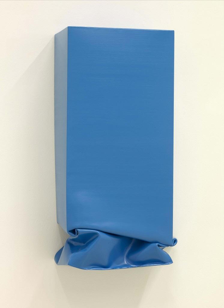 Throw V (Turquoise), 2013