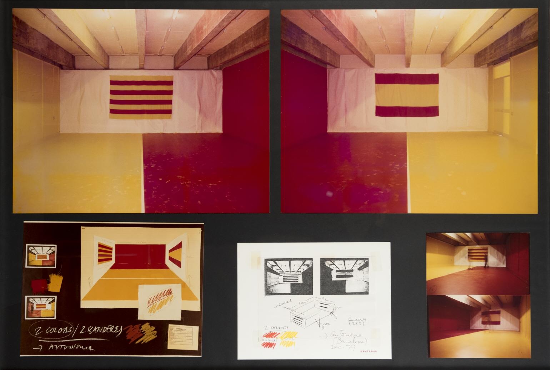 2 COLORS / 2 BANDERES, 1979