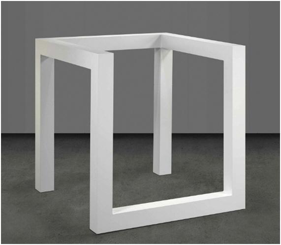 Incimplete Open Cube 8/5, 1974