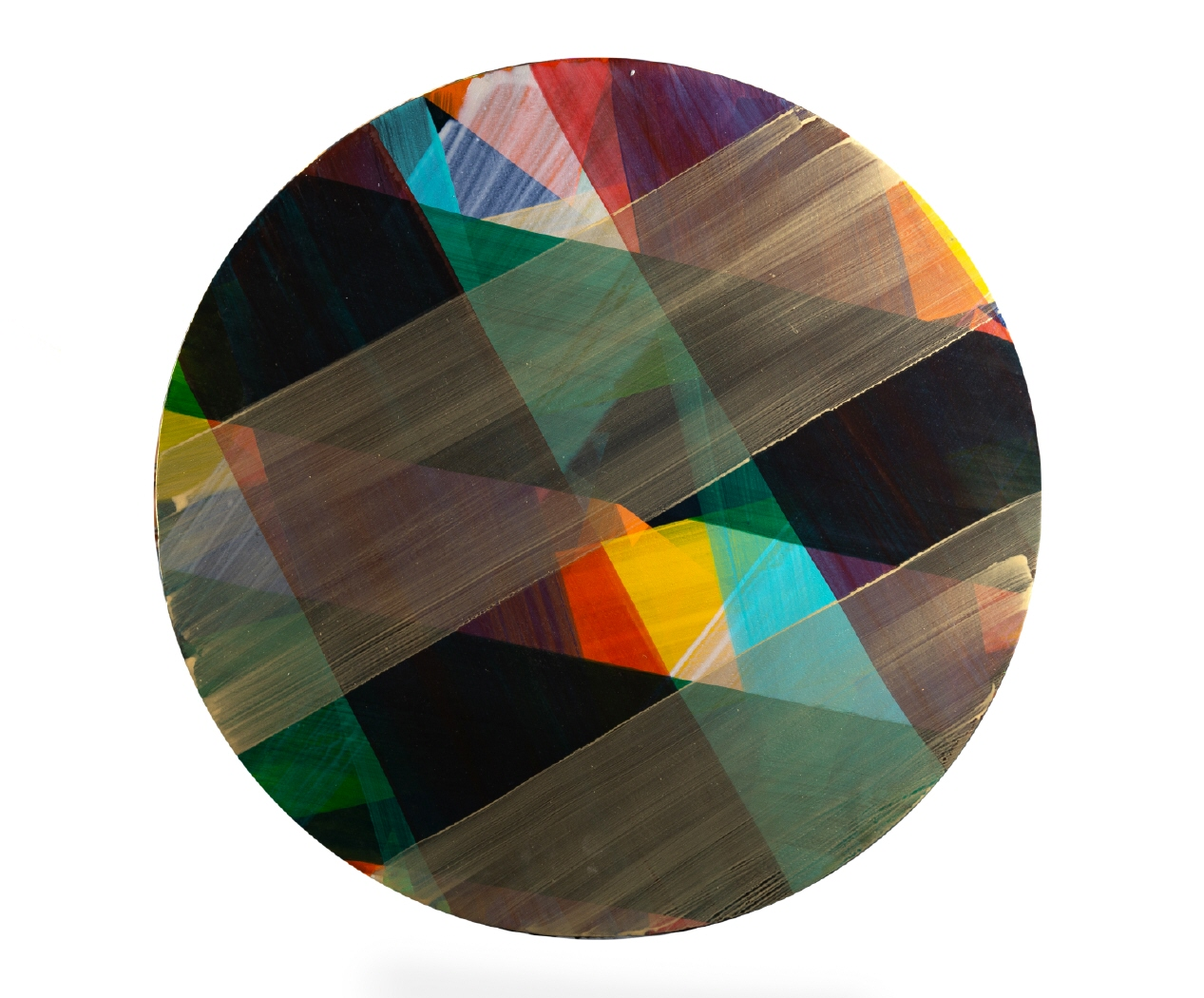 Disc-Painting, 2008