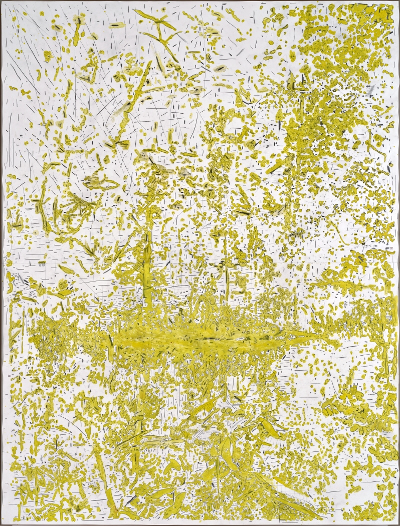 Natural Production 6 (Yellow), 2014-2019