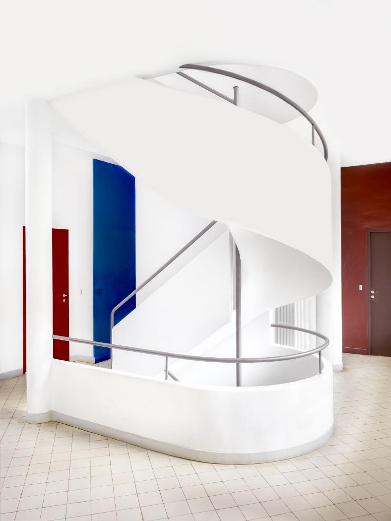 Villa Savoye [Le Corbusier – ©FLC/ADAGP] Poissy VI, 2018