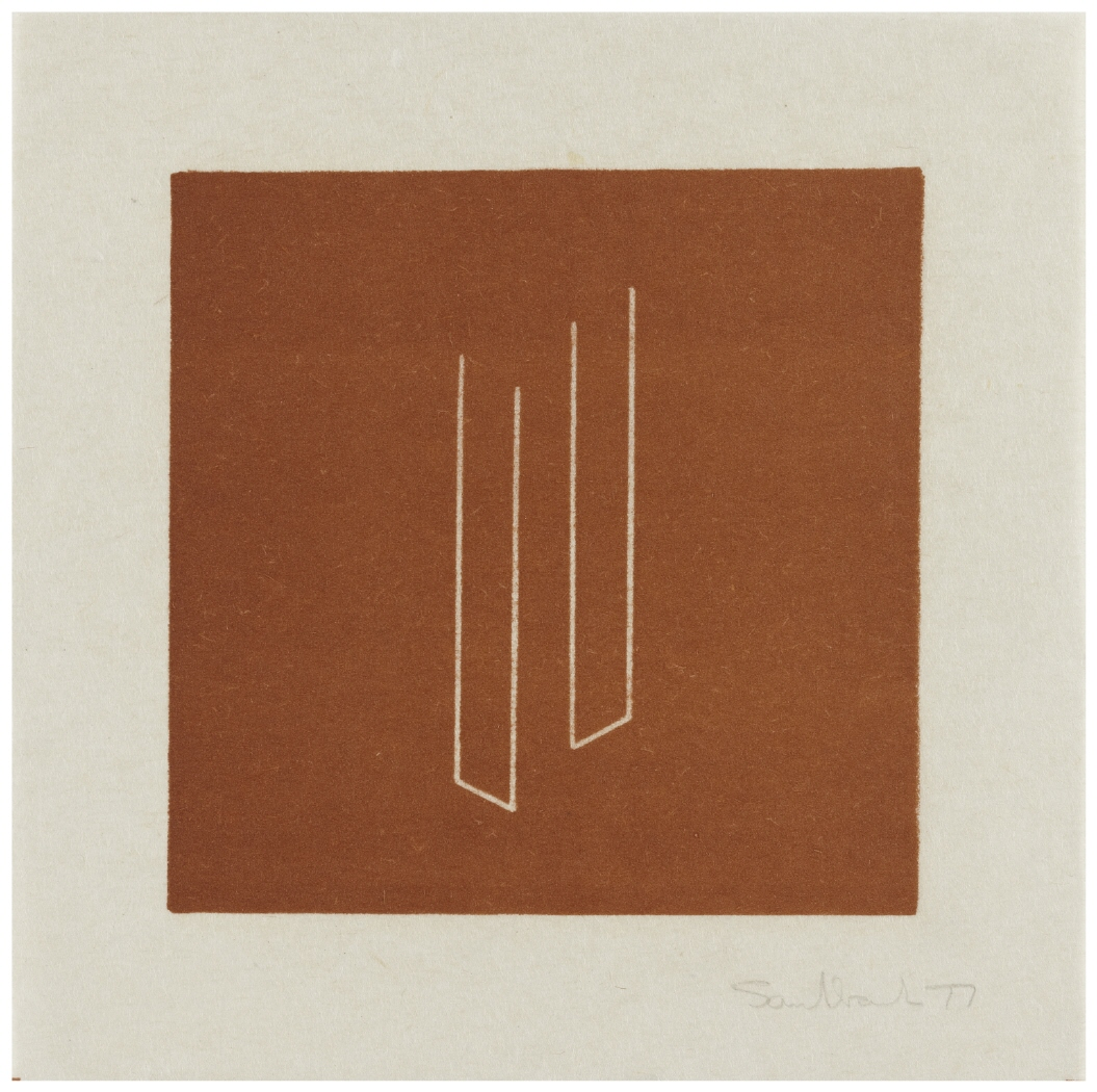 Untitled (From an Untitled Portfolio), 1977