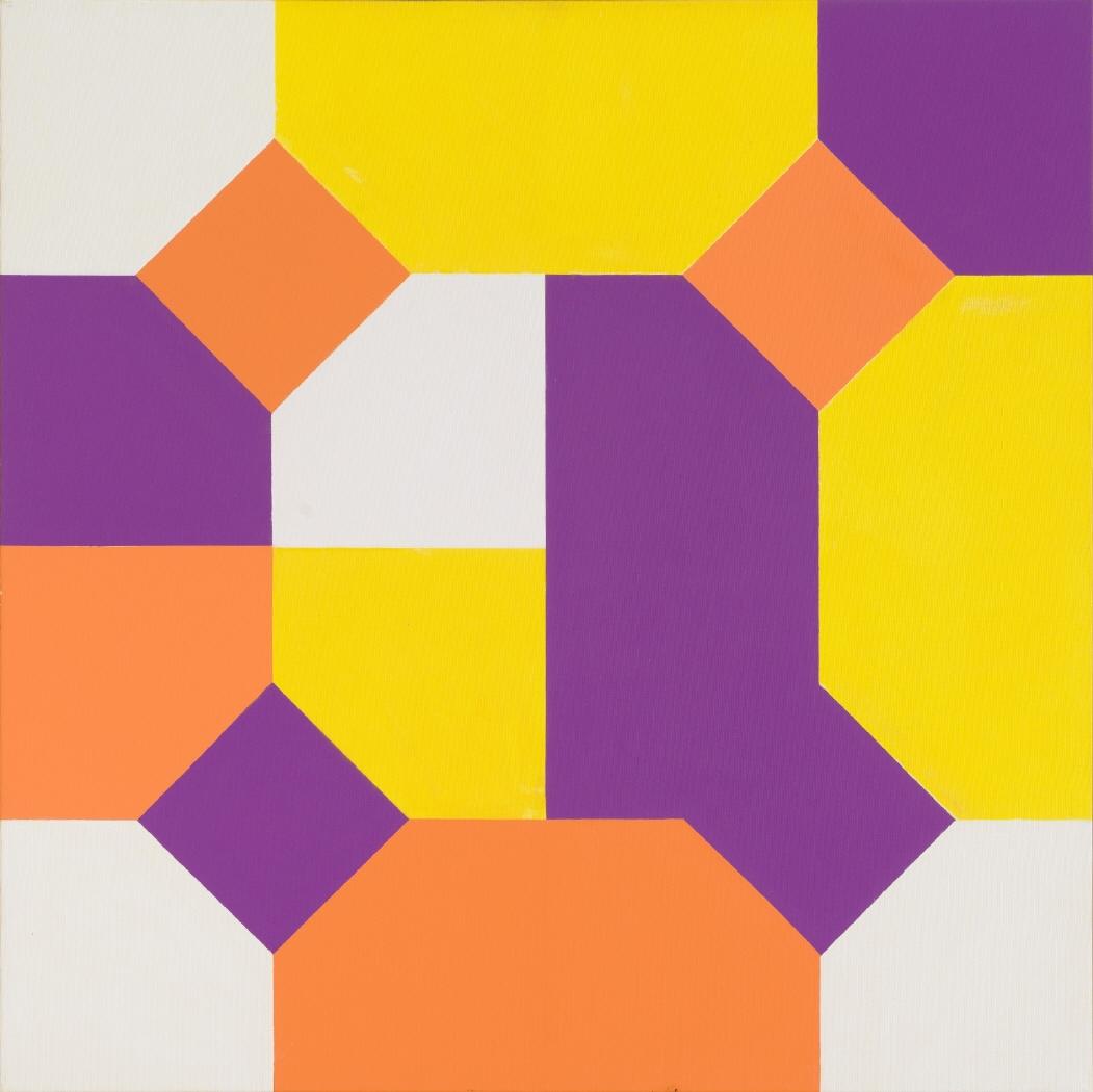 Dei colori della curva di Peano, 1975